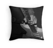 Dennis of Cope Throw Pillow