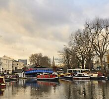 Little Venice - London by gabriellaksz