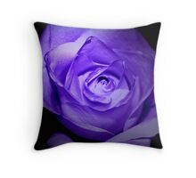 A Different Type of Love-- for the flower power project Throw Pillow