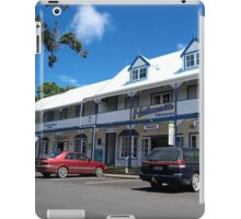 Mangonui - one of the charms of the north.......! iPad Case/Skin
