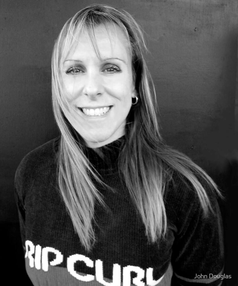 Kerrie Sellwood, Bodybuilder by John Douglas