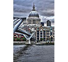 St Paul's : art render Photographic Print