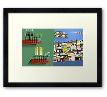 Urban One Framed Print