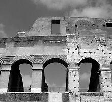 Ancient Arches by Salvatore Testa