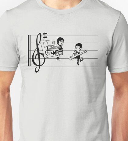 J & P Composition Unisex T-Shirt