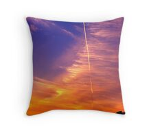 Lord Howe Island Sunset Throw Pillow