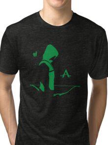Arrow in the Dark Tri-blend T-Shirt