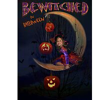 Bewitched (On Halloween) Photographic Print