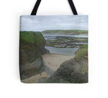 Bundoran Strand, County Donegal Tote Bag