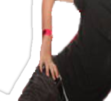 danisnotonfire transparent french girl  Sticker