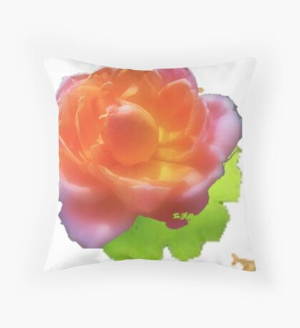 Candy Plant Throw Pillow