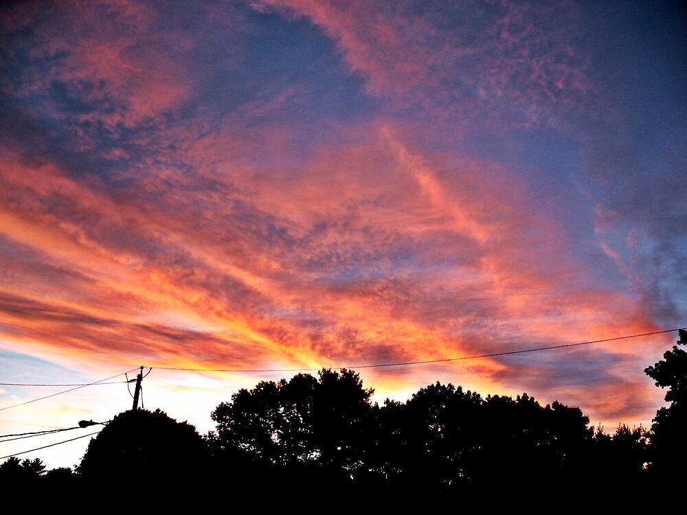 Morning Sky by Tommy Seibold
