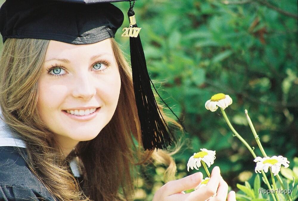 beautiful graduate by flipperflopp