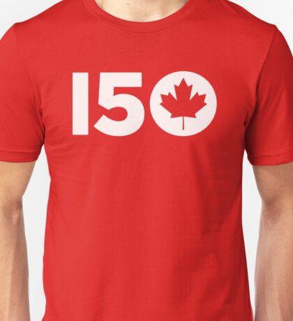 CANADA 150th Unisex T-Shirt