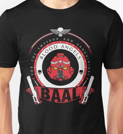 Baal War - Limited Edition Unisex T-Shirt
