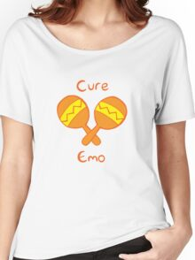 Cure Emo Women's Relaxed Fit T-Shirt