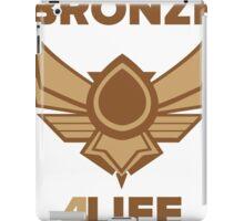 League of Legends - Bronze 4Life iPad Case/Skin