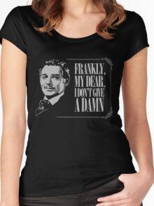 Rhett Butler Women's Fitted Scoop T-Shirt