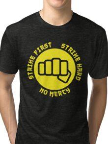 No Mercy Tri-blend T-Shirt