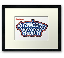 A Berry Kill Framed Print