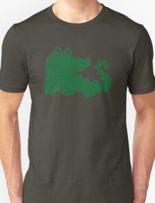 Green crocodile T-Shirt