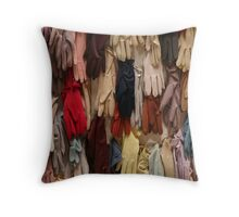 hands needed Throw Pillow