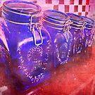 Vintage Mason Jars by andymars