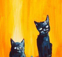 Domestic Predators  by Jason Edward Davis