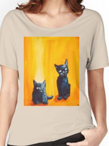 Domestic Predators  Women's Relaxed Fit T-Shirt