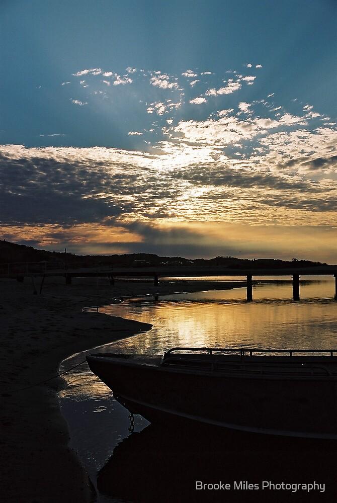 Kalbarri Sunset  by Brooke Miles Photography