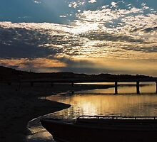 Kalbarri Sunset  by Brooke Miles Photography