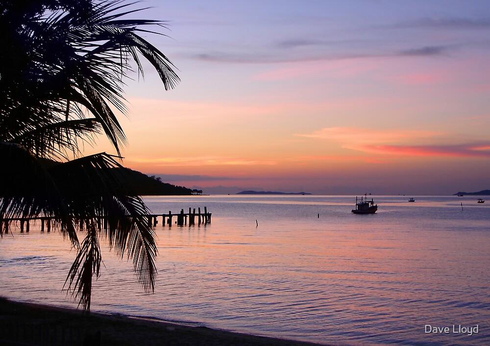 Peaceful Evening by Dave Lloyd