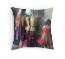 Impressionism [2] Throw Pillow