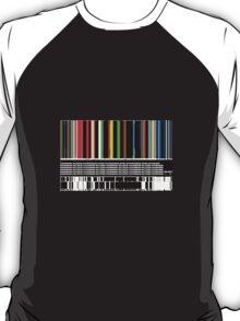 BARCODE COLOUR T-Shirt