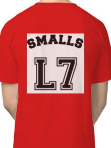 """The Sandlot"" Smalls L7 Classic T-Shirt"