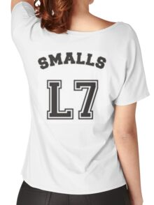 """""""The Sandlot"""" Smalls L7 Women's Relaxed Fit T-Shirt"""