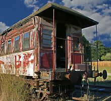 The Caboose by rossco