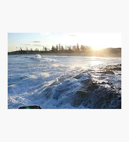 Kiama Sunset, NSW, Australia Photographic Print