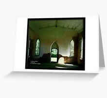 St. Mary Church Greeting Card