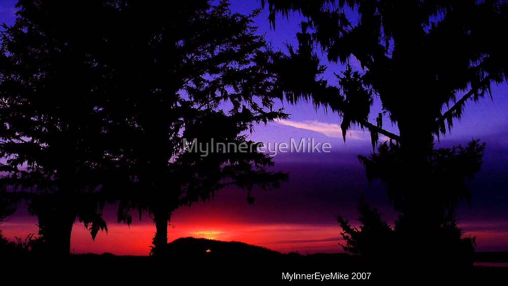 #219  Sunset In Humbolt by MyInnereyeMike