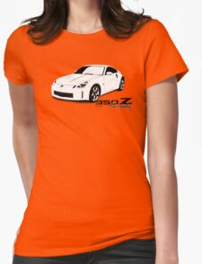 350Z Womens Fitted T-Shirt