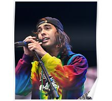 Vic Fuentes Poster