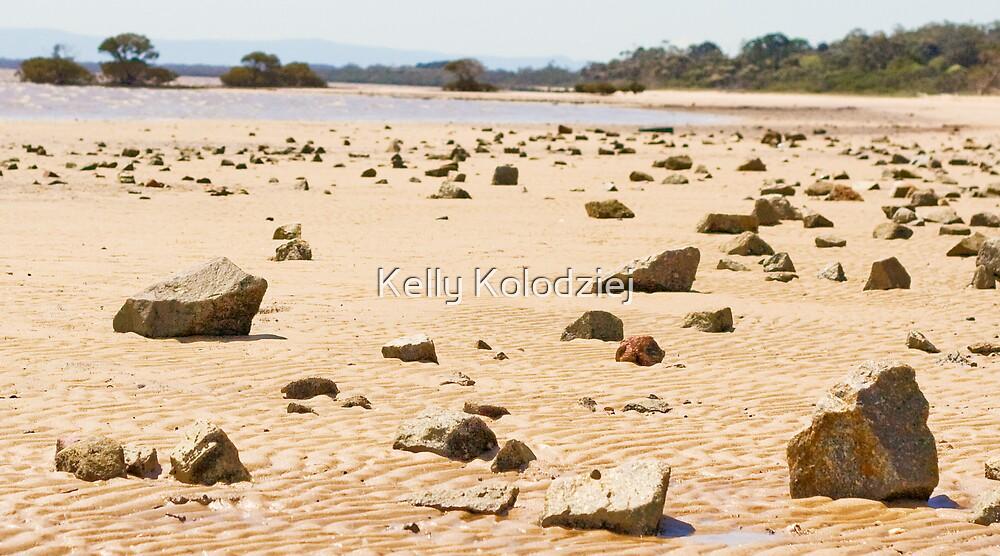 Rock Landscape by Kelly Kolodziej