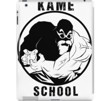 Kame School iPad Case/Skin