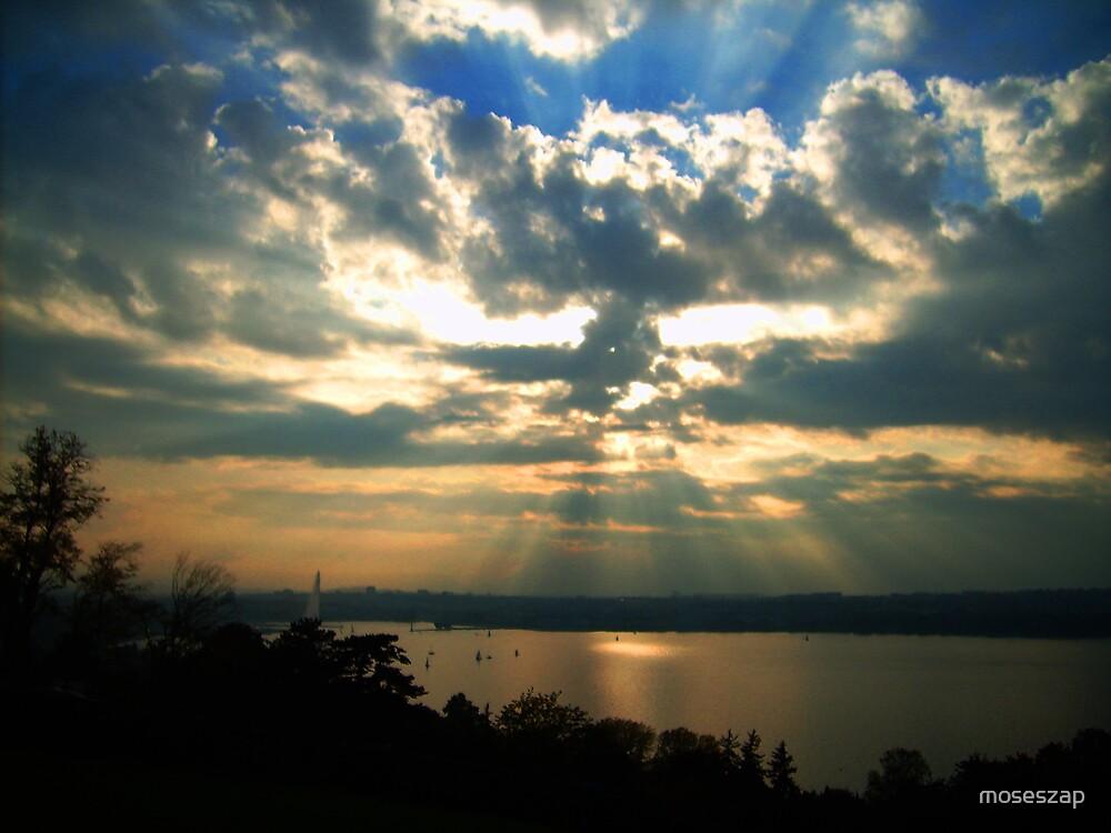 Lake Geneva by moseszap