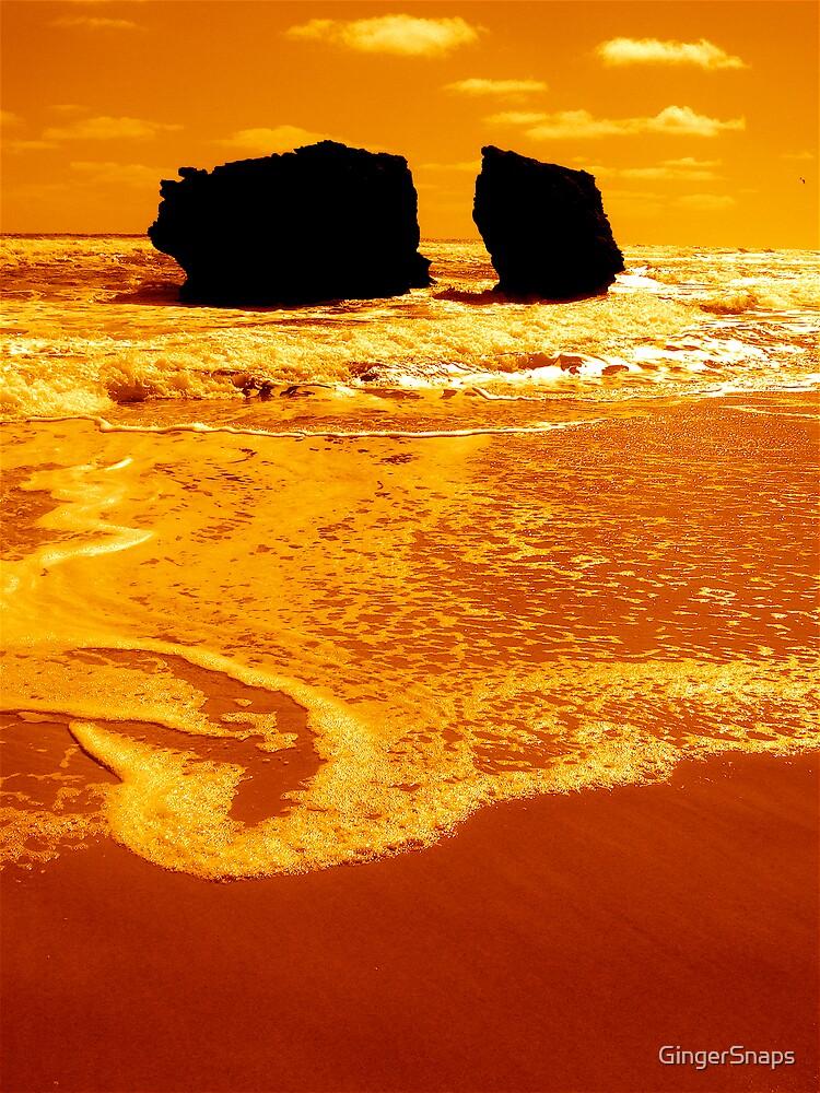 Desert-ed ocean by GingerSnaps