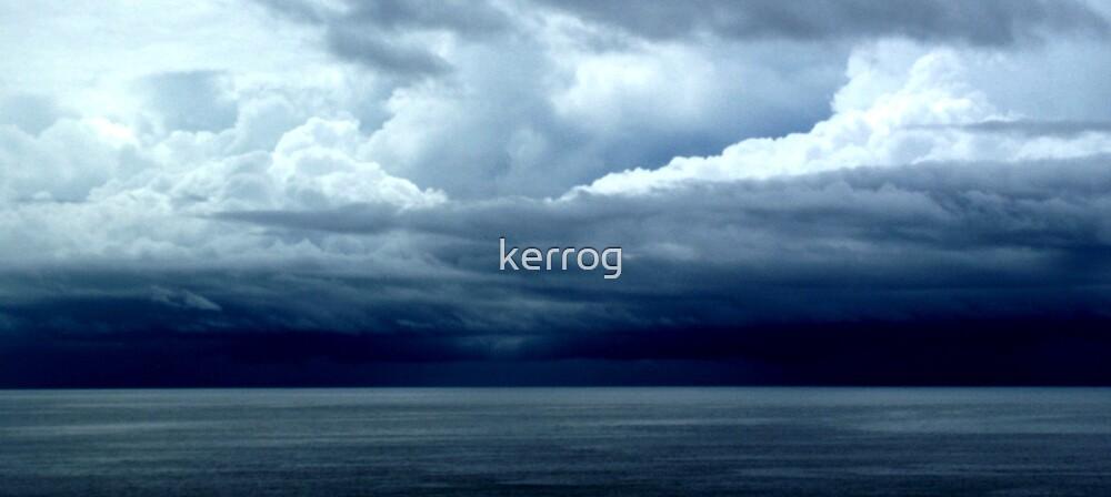 Sapphire Storm by Kerryn Rogers