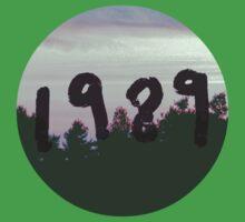 1989 (Nature) Baby Tee