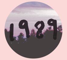 1989 (Nature) Kids Tee