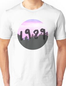 1989 (Nature) Unisex T-Shirt